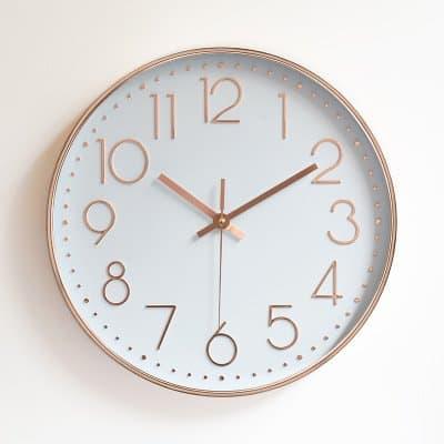 đồng hồ treo tường phòng khách đẹp